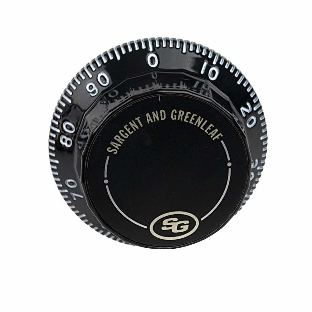 Front Reading Replacement Dial (Black & White)